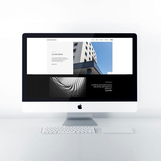 Sito Web Portfolio